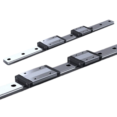 宽幅轨道型IKO导轨滑块LWFH60