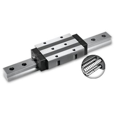 THK滚柱直线导轨滑块SRN55R/LR-超高刚性型